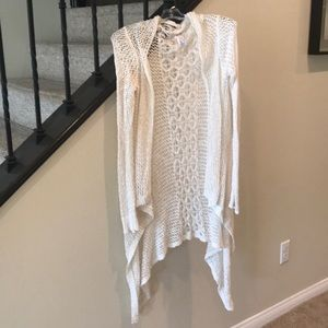 Missimo lace sweater